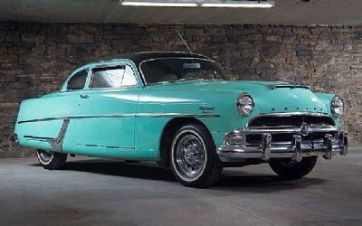 1954 hudson hornet special club coupe